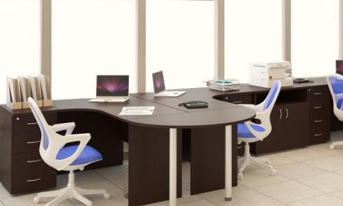 Мебель для персонала «Континент»