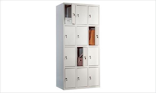 Шкафы для магазинов (камеры хранения)