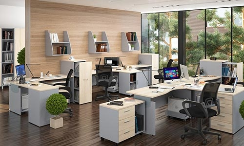Мебель для персонала «Offix-NEW»