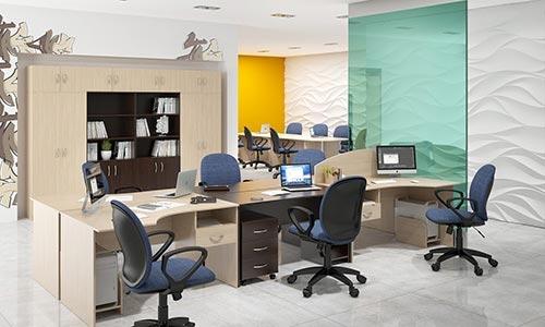 Мебель для персонала «Simple»