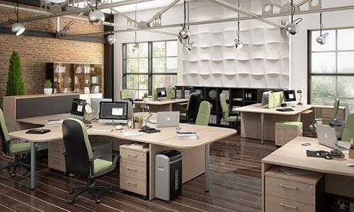Мебель для персонала «Xten»