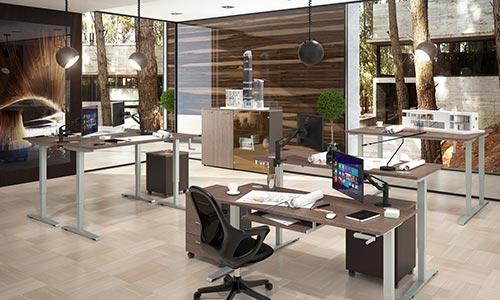 Мебель на мет. рег. каркасах «Xten-UP»